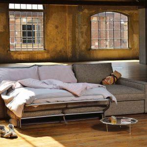 Completo letto con copripiumino